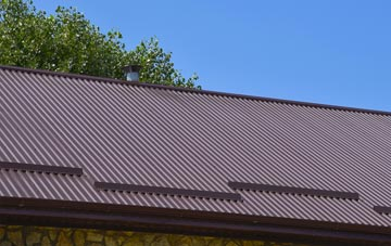 typical Tan Office corrugated roof uses