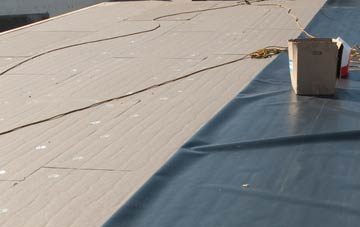 disadvantages of Tan Office flat roof insulation