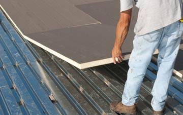 benefits of insulating Tan Office flat roofing