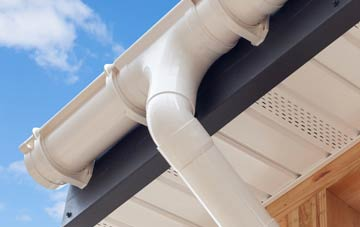 Tan Office gutter installation costs