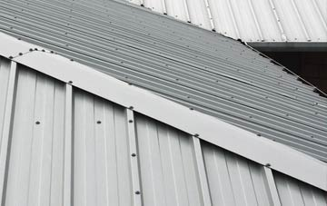 disadvantages of Tan Office metal roofing