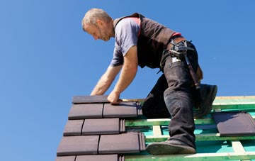 disadvantages of Tan Office slate roofing