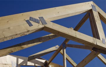 Tan Office roof trusses for new builds and additions
