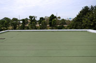 compare rubber roof costs